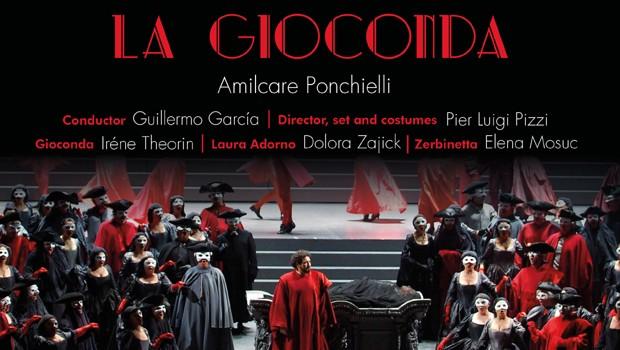 Gran Teatre del Liceu, Barcelona - La Gioconda