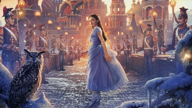 The Nutcracker and the Four Realms 2D