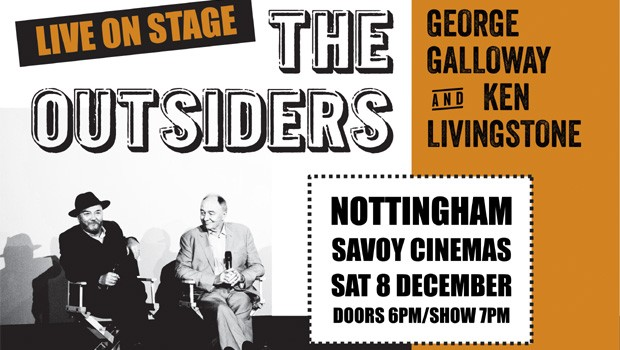The Outsiders (Live on stage at Savoy Nottingham)