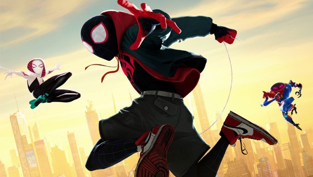 Spider-Man: Into the Spider-Verse 2D