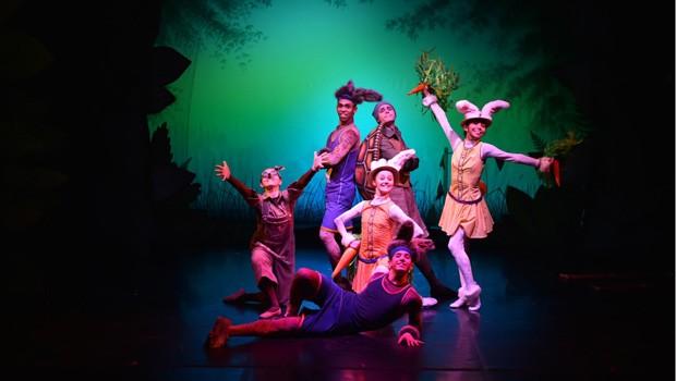Northern Ballet: Bite-Sized Ballets - Tortoise & The Hare