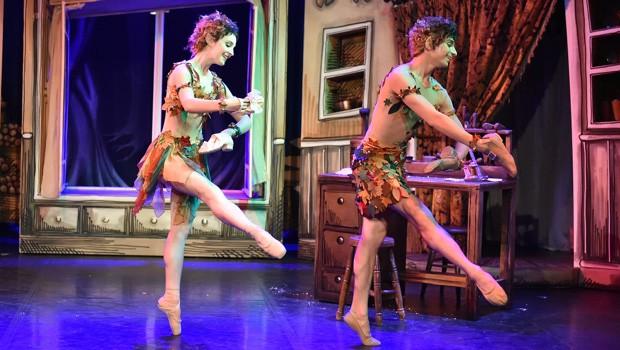 Northern Ballet: Bite-Sized Ballets - Elves & The Shoemaker