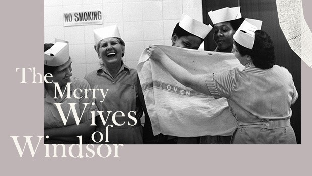 The Merry Wives of Windsor: Live from Shakespeare's Globe