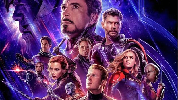Avengers: Endgame 2D