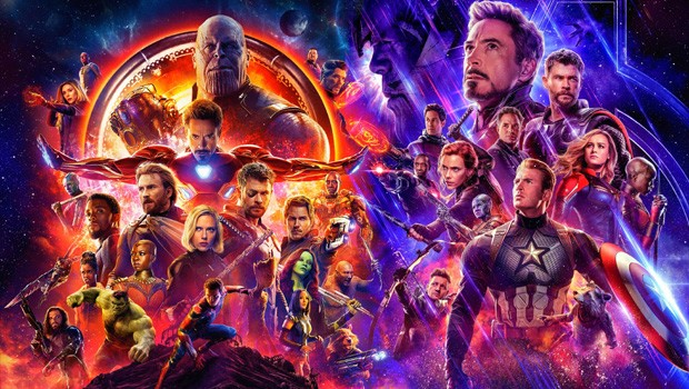 Avengers Infinity War / Endgame Double Bill