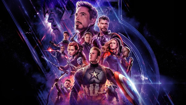Avengers: End Game 3D