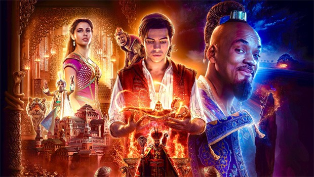 Aladdin 2D