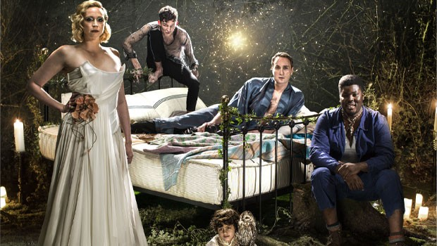 National Theatre: A Midsummer Night's Dream