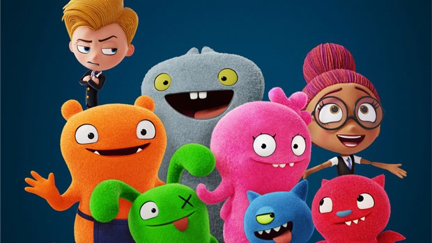 The Ugly Dolls