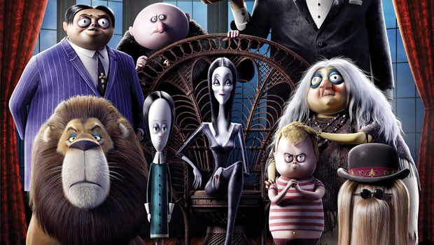 The Addams Family 2D
