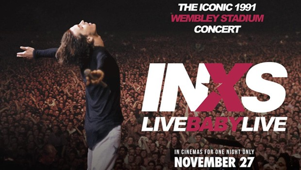 INXS: Live Baby Live at Wembley Stadium