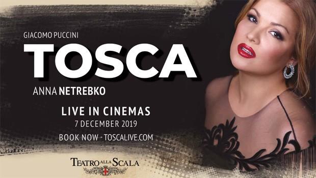 Giacomo Puccini's Tosca