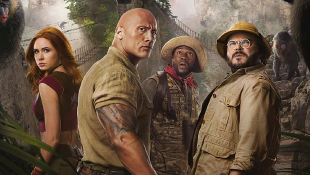 Jumanji: The Next Level 2D
