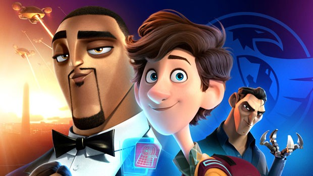 Spies in Disguise 2D