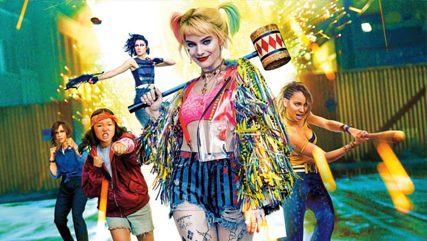 Birds of Prey and the Fantabulous Emancipation of Harley Quinn