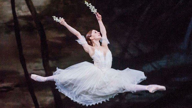 Royal Opera House Live Cinema Season 20/21: Giselle