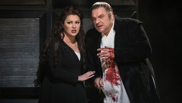 Royal Opera House Live Cinema Season 20/21: Macbeth