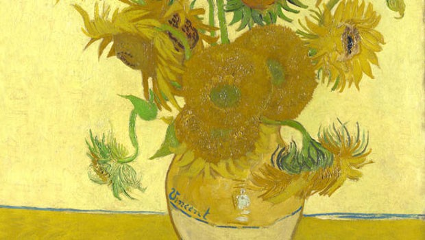 Exhibition on Screen Season Eight: Sunflowers