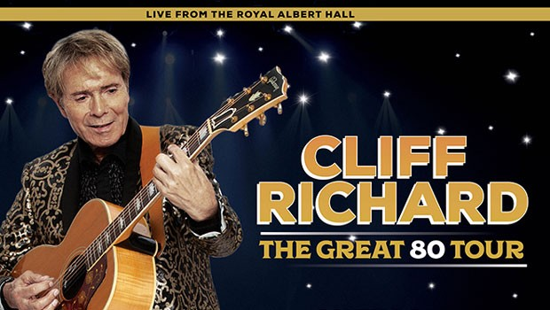 Cliff Richard - The Great 80 Tour