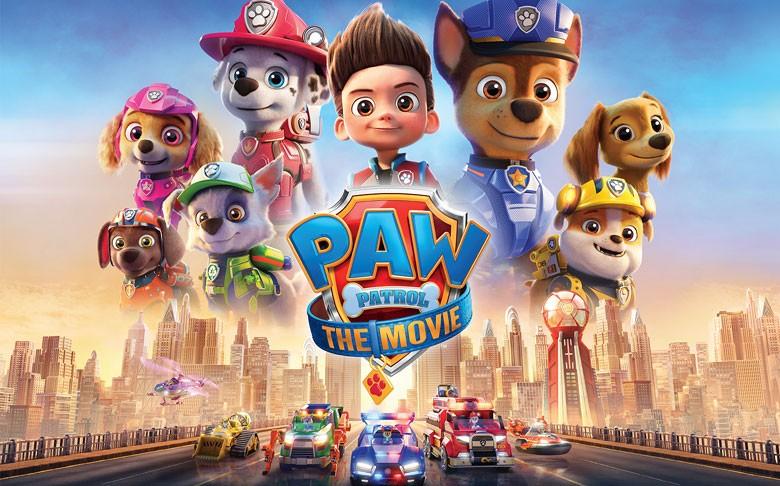 The Paw Patrol Movie