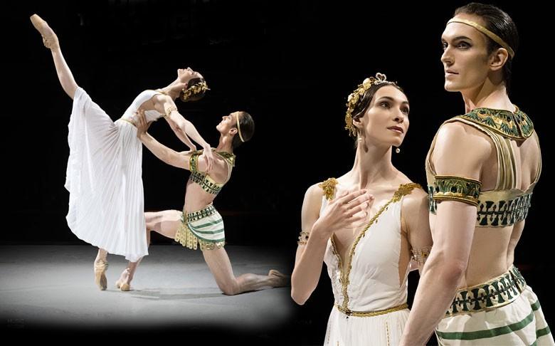 Bolshoi Ballet 2021-2022: The Pharaoh's Daughter