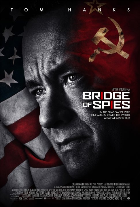 Bridge of Spies - PLEASE SEE INFO ON HOME PAGE