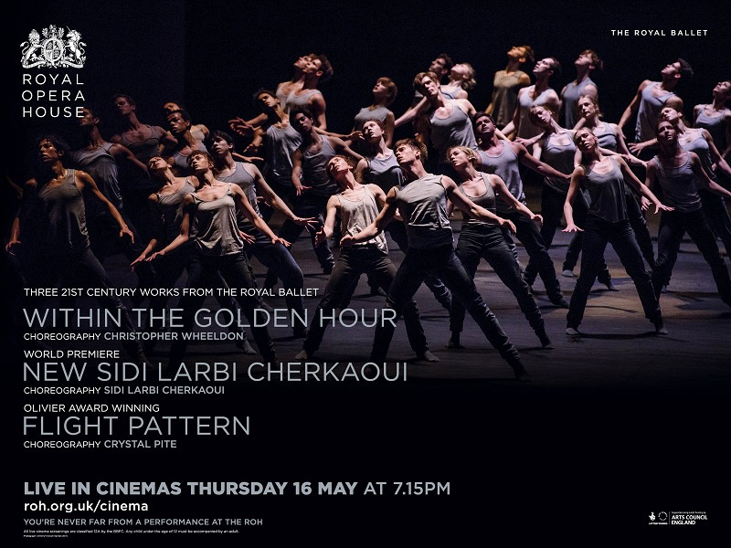 Royal Ballet: Flight Pattern