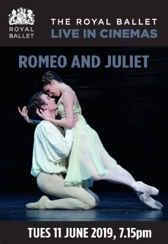 Royal Ballet Romeo and Juliet