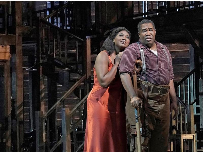 Met Opera: Porgy & Bess