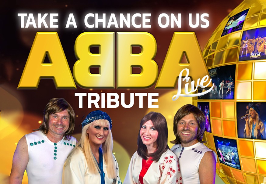 Take A Chance On Us - Abba Tribute 2021