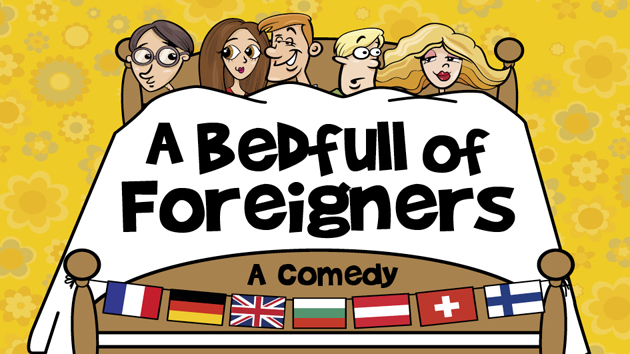 A Bedfull of Foreigners