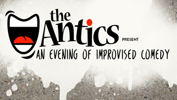 Improvised Comedy with The Antics