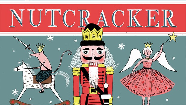 Monty Meets The Nutcracker