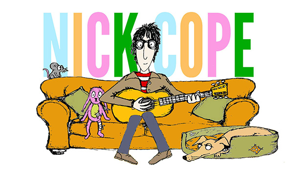 Nick Cope's Family Songbook