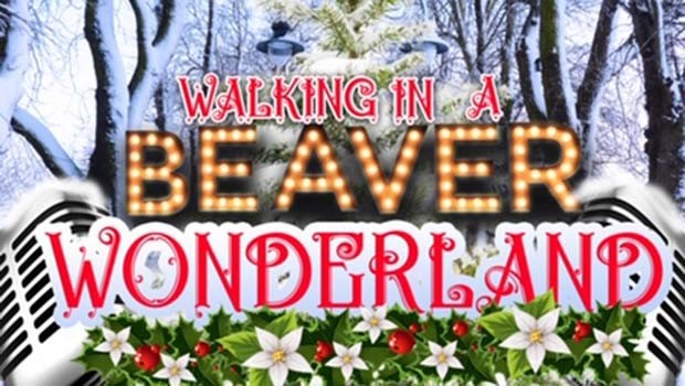 Walking in a Beaver Wonderland
