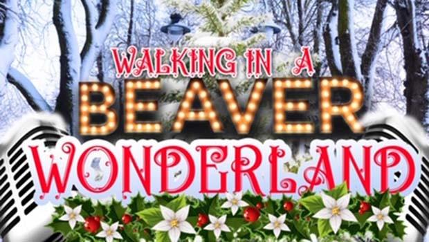 Walking in a Beaver Wonderland