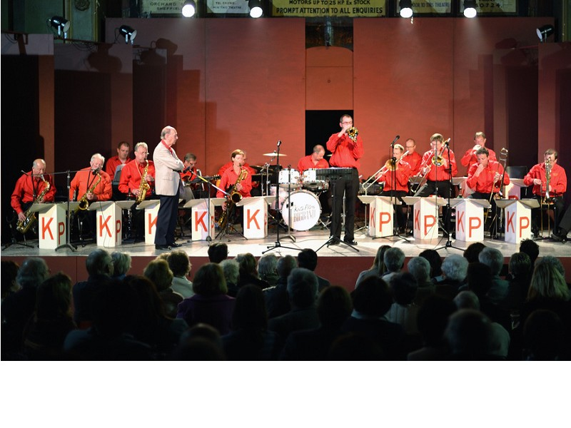 Concert in Aid of Sheffield Hospitals Dementia Appeal