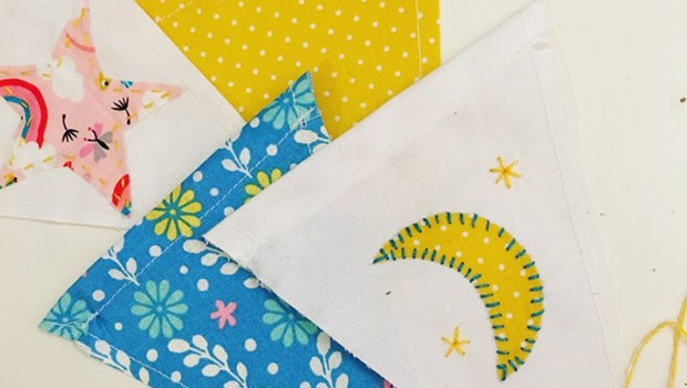 Do. Make. Mend: Create Upcycled Bunting