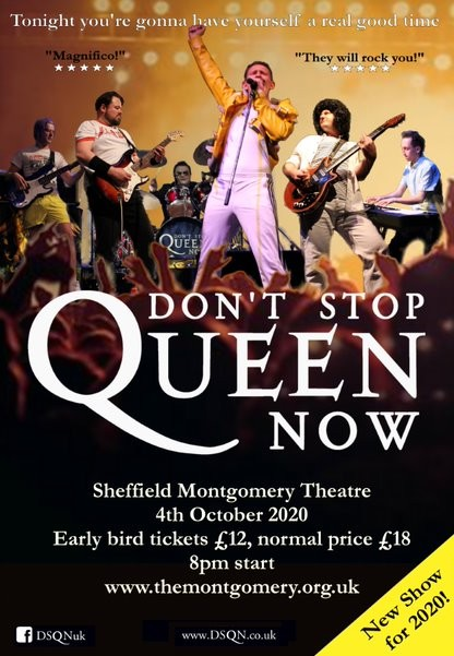 Don't Stop Queen Now