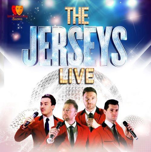 The Jerseys - Live