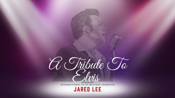 Tupelo to Vegas-Tribute To Elvis