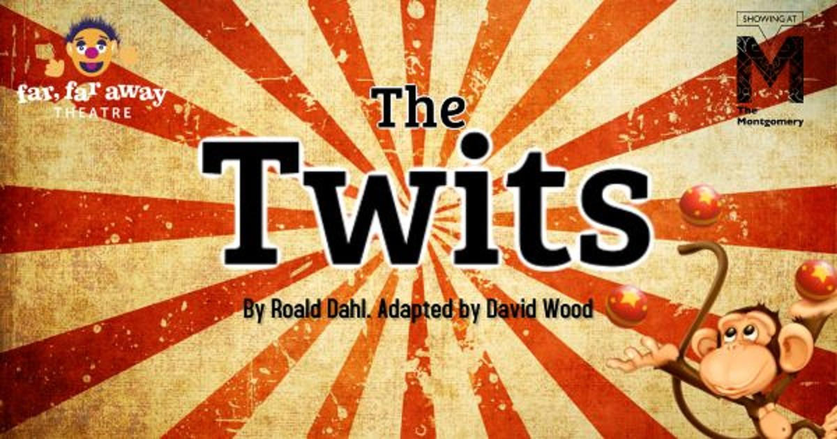 The Twits - On sale 16th Nov