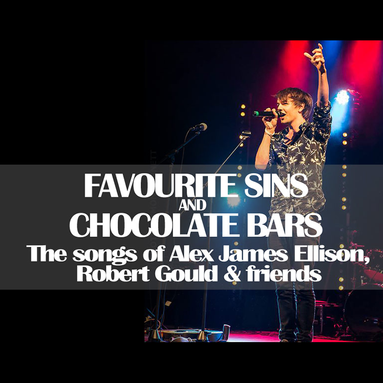FAVE SINS AND CHOCOLATE BARS