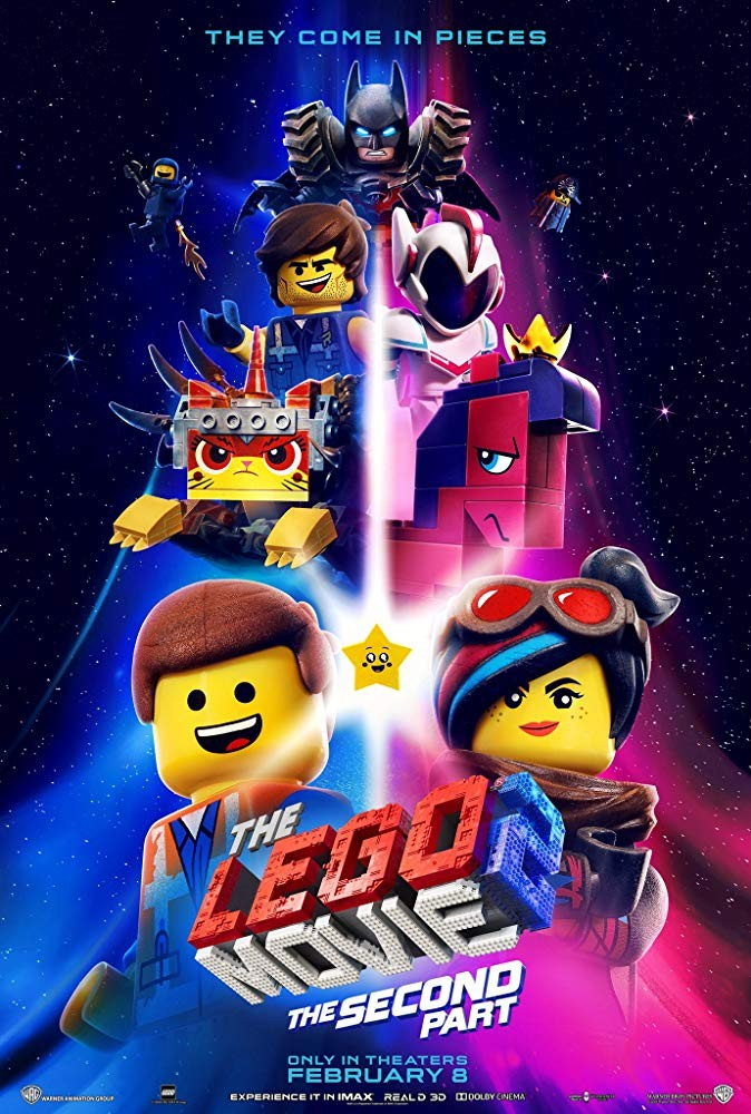 Lego Movie 2 - Film Club
