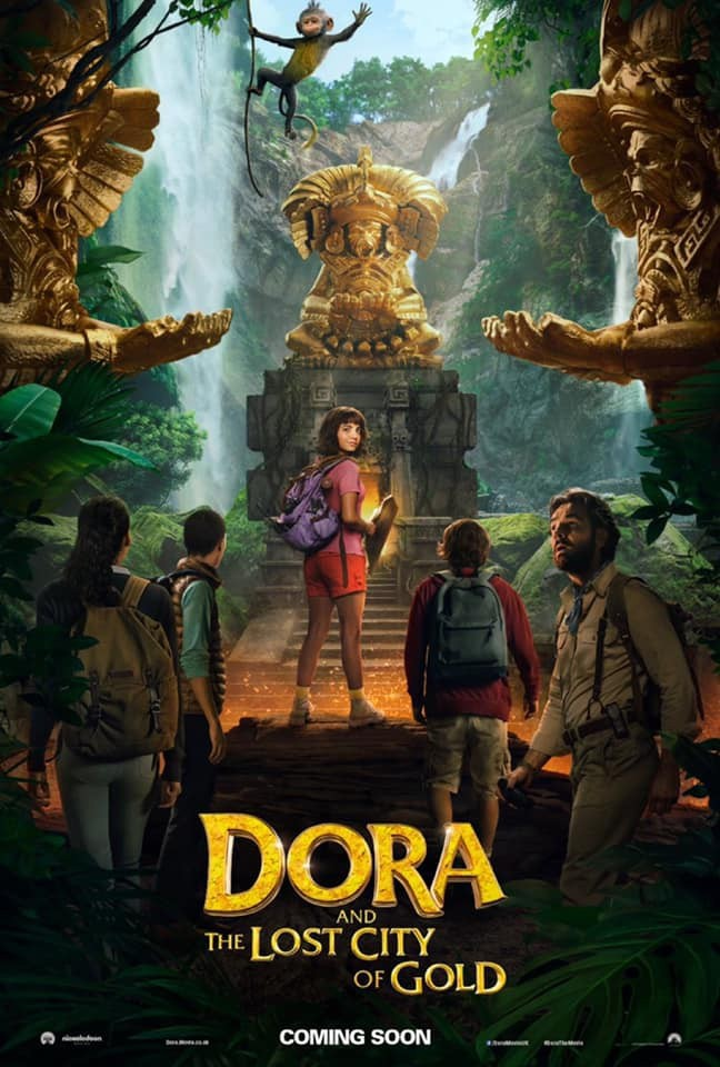 FFC: Dora and the Lost City of Gold