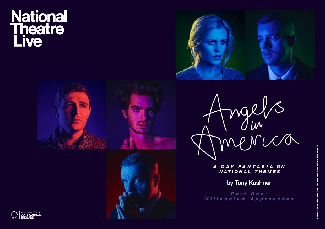 NT Live: Angels in America Pt 1 - Millenium Approaches (Encore)
