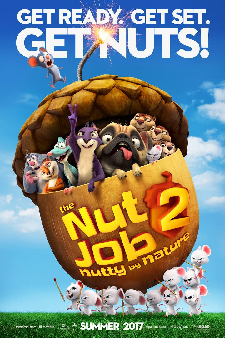 Nut Job 2 - Nutty By Nature