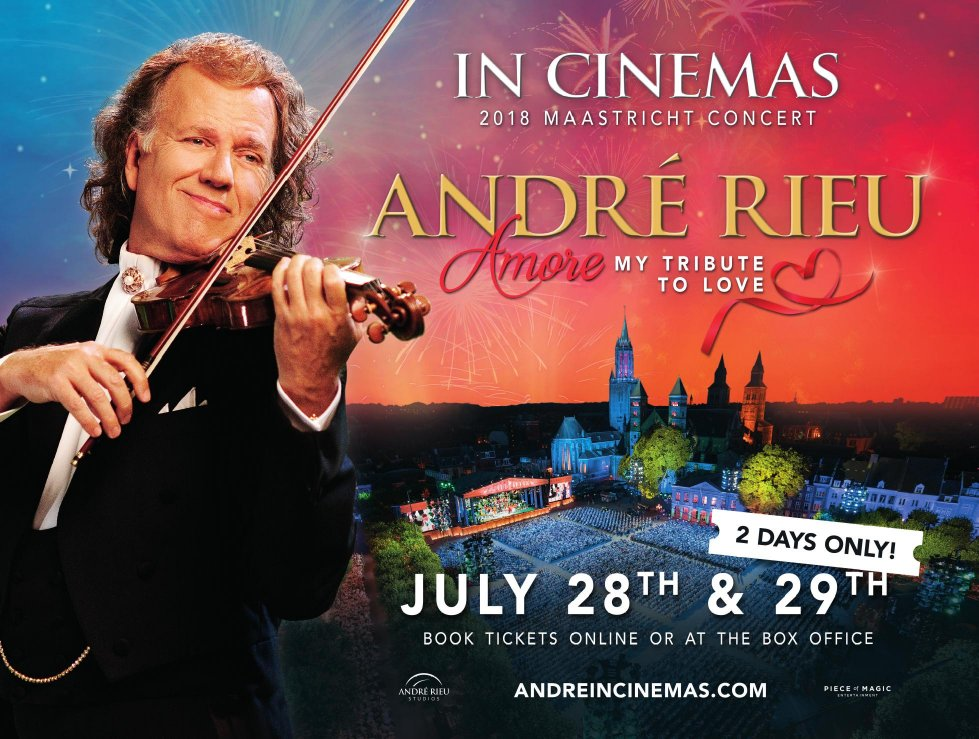 Andre Rieu 2018 Maastricht Concert