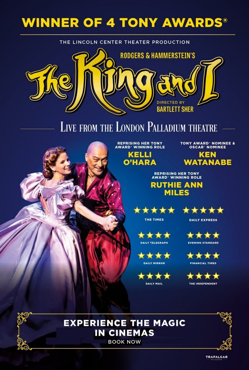 The King & I - from the London Palladium