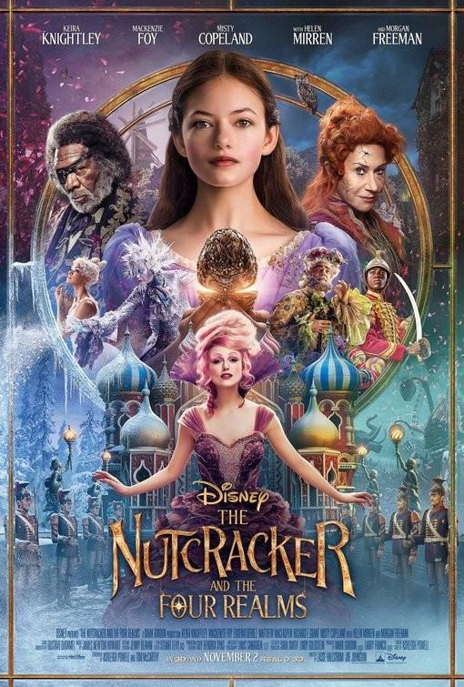 The Nutcracker & the Four Realms